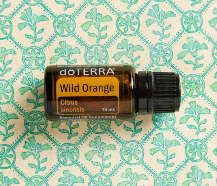 Ukens olje – Vill Appelsin